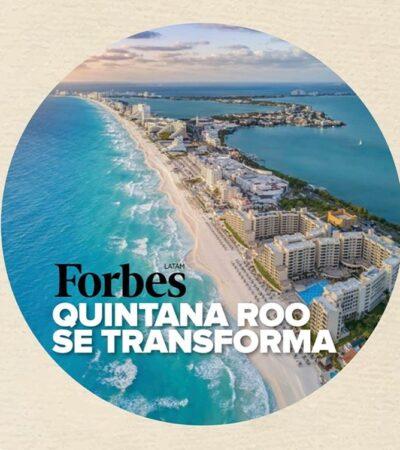 """Lanzan la campaña """"Quintana Roo se transforma"""" para atraer inversión al Estado"""