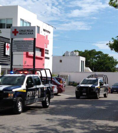 ACTUALIZACIÓN | Sexagenaria recibe dos balazos en la Región 100 de Cancún