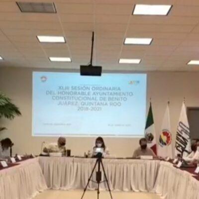 Arremete Humberto Aldana contra diputados de Morena por pedir la suspensión del Gran Solaris porque fueron ellos quienes lo aprobaron