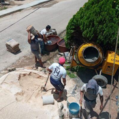 Crisis sanitaria golpea a trabajadores de la construcción en Kantunilkín
