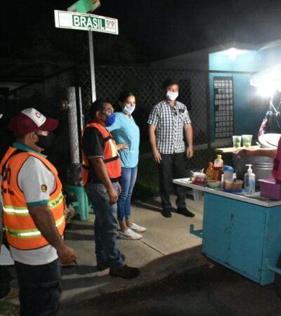 Permite Mara Lezama que tianguis de Cancún reanuden actividades el próximo lunes, pero lejos de zonas de contagios