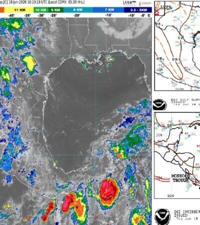PRONÓSTICO DEL CLIMA: Nubarrones y posibilidad de lluvia acechan a Quintana Roo