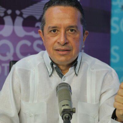 Semáforo estatal de Quintana Roo permanecerá en color naranja una semana más