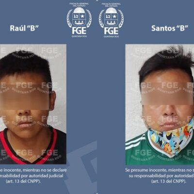 SEGUIMIENTO | CATEO EN CANCÚN: Cae par de narcomenudistas con cerca de un kilo de droga en la SM 228