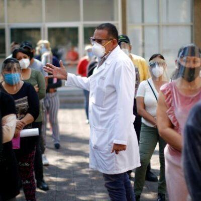 CONTINÚA EL ASCENSO DEL VIRUS: Aumentan a  216,852 los contagios y a 26,648 las muertes en México por COVID-19