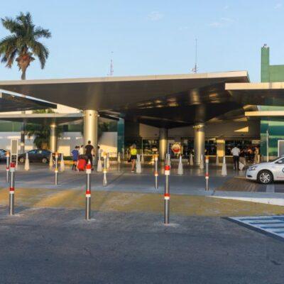 Comienza la reactivación paulatina de vuelos en el Aeropuerto Internacional de Mérida