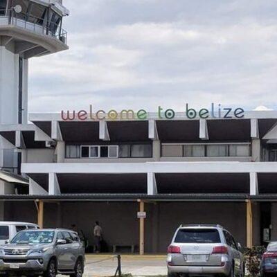 Aeropuerto Internacional de Belice anuncia reinicio de actividades a partir del 15 de agosto