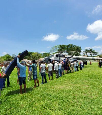 En 20 días tendrá Gobierno de QR resultado de evaluación de daños para tener acceso a recursos del Fonden