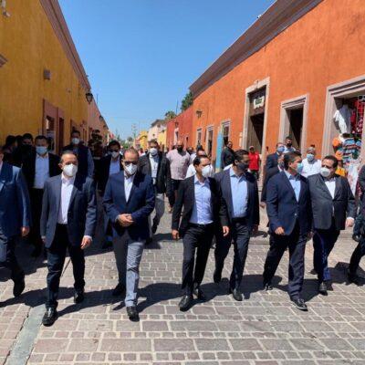 Ruta 307   ¿Gobernadores en ruta de choque con el Presidente Obrador?