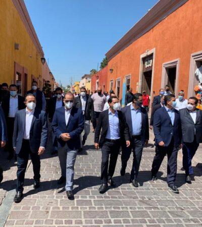 Ruta 307 | ¿Gobernadores en ruta de choque con el Presidente Obrador?