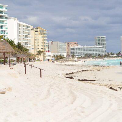 Pese a contingencia, casi llega Cancún a los 20 puntos de ocupación hotelera