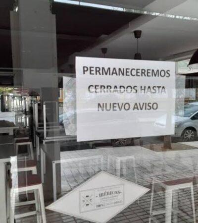 MORTANDAD GASTRONÓMICA: A causa de COVID-19, cerraron 4 mil restaurantes en Yucatán de forma definitiva