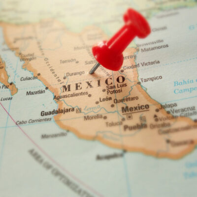 Desplazan a México del ranking de países con mayor confianza para la inversión extranjera