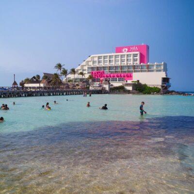 Reanuda Isla Mujeres operaciones hoteleras tras más de un mes