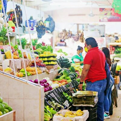 COVID-19 impacta a locatarios de mercado cozumeleño