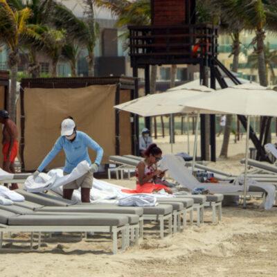Aún sin despegar la ocupación hotelera en Cancún durante la 'Nueva Normalidad'