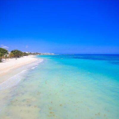 Restricción para visitar las playas en Solidaridad sigue vigente