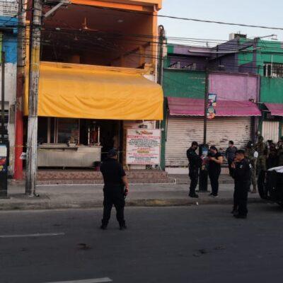 ATAQUE A BALAZOS EN LA ZONA DE 'EL CRUCERO': Reportan dos jóvenes heridos en restaurante 'El Poblano'