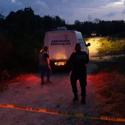 A machetazos, asesinan a sujeto en Cancún
