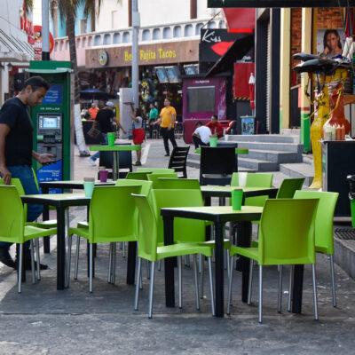 Crisis del COVID-19 dejará el cierre del 30 por ciento de restaurantes en Cancún