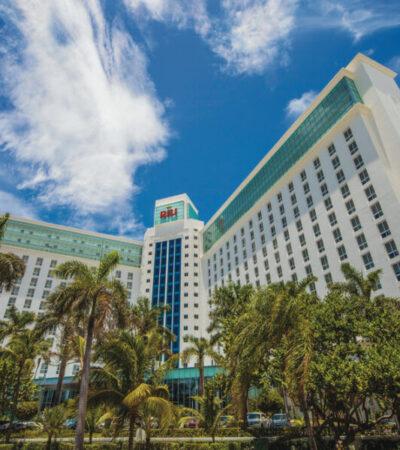 Mantienen Cancún, Puerto Morelos e Isla Mujeres ocupación hotelera del 10%