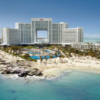 Registran hoteles de Cancún ocupación de 11.3% el primer día de reactivación
