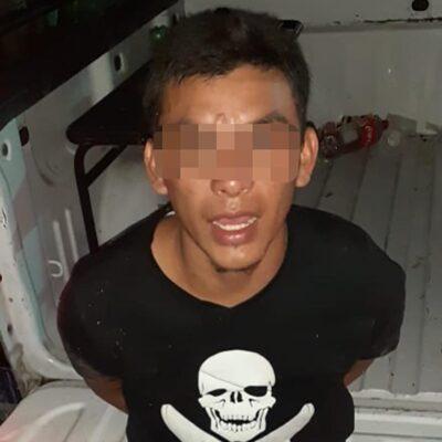 Se roban mototaxi a punta de cuchillo en Playa; detienen a uno