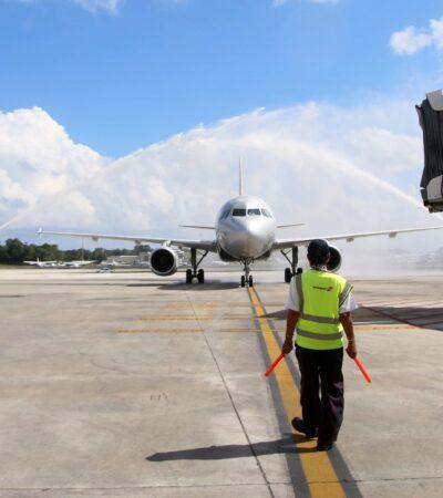 Anuncia Spirit Airlines reanudación de vuelos y actividades en Cancún