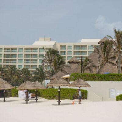 Ocupación hotelera de Cancún y Puerto Morelos continúa incrementando en la 'Nueva Normalidad'