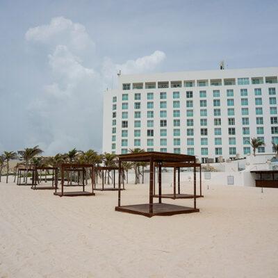 Cancún logró ocupación acumulada superior al 10 por ciento en mayo