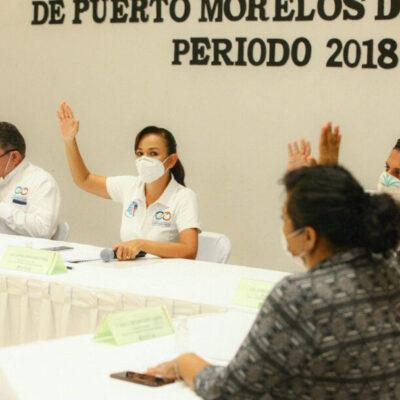 Cabildo aprueba obras públicas por casi 50 mdp en Puerto Morelos
