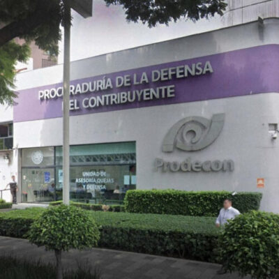 Juez ordena suspender la designación del titular de la Prodecon tras amparo de asociaciones