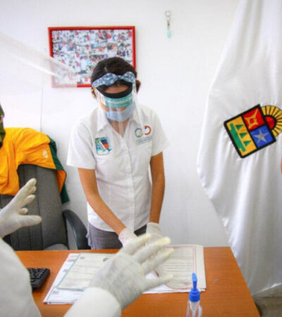 Se reactiva atención del Registro Civil en Puerto Morelos