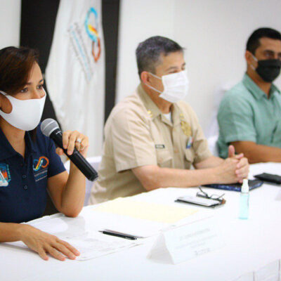 Acuerda Laura Fernández gestionar permisos pesca para autoconsumo en beneficio de náuticos en Puerto Morelos