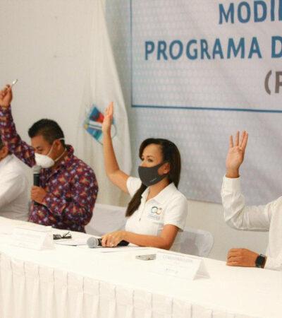 Autorizan obras por casi 50 mdp en Puerto Morelos