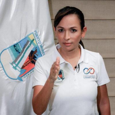 SE PRONUNCIA ALCALDESA TRAS DESALOJO DE MANIFESTANTES: En Puerto Morelos no se tolerarán abusos policiacos en contra de ciudadanos, dice Laura Fernández