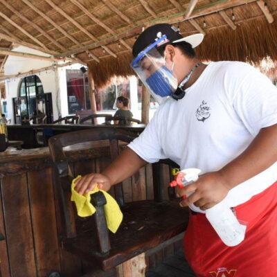 Se adapta Puerto Morelos a la 'nueva normalidad'