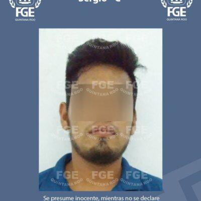 Por tentativa de feminicidio, vinculan a proceso a un hombre que agredió a su pareja en Cancún