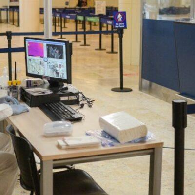 Asur detalla medidas sanitarias a implementar en el Aeropuerto Internacional de Cancún