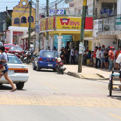 Zona Maya mantiene bajo índice de contagio de Covid-19