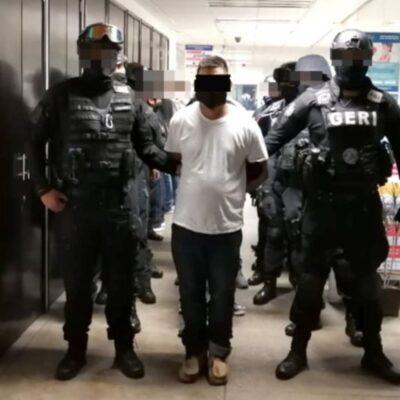Recaptura Fiscalía General de la República a 'El Mochomo' tras ser liberado de penal federal
