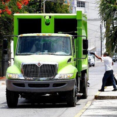 Inician revisión jurídica de la concesión de recolección de basura en Cancún
