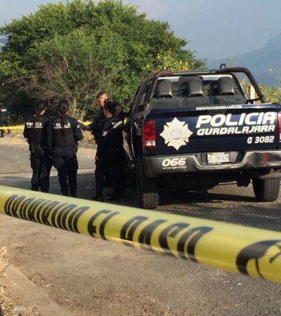 Reportan en Guadalajara cinco feminicidios en seis días