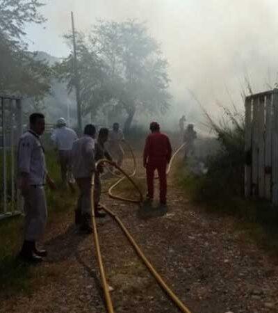 FOTOS | Explota ducto de Pemex en Poza Rica; reportan al menos 5 heridos