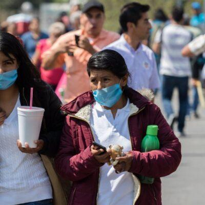 NUEVO RÉCORD DIARIO: México registra siete mil 280 casos de COVID-19 en 24 horas