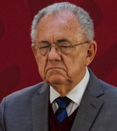 Publican carta en que Jiménez Espriú explica diferendo con AMLO por militarizar puertos