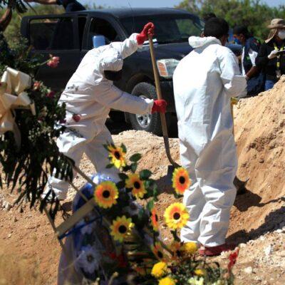 COVID-19 NO DA TREGUA: México acumula 36 mil 906 muertes; casos confirmados llegan a 317 mil 635