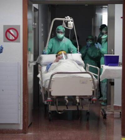 Tabasco suma mil 485 muertes por COVID-19; ocupación de camas generales llega al 81 por ciento