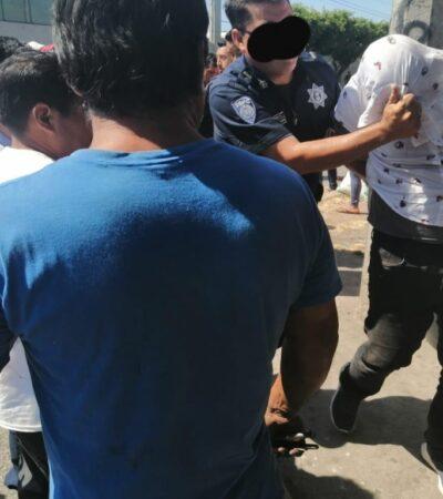 Se escondía en Chiapas joven que asesinó a su abuelo en Veracruz; ya fue detenido