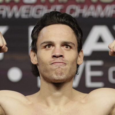 Suspenden de manera indefinida del boxeo a Julio César Chávez Jr